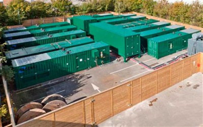 diesel generators UK